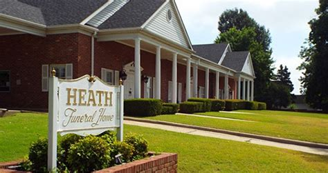 Heath Funeral Home by Heath Funeral Home Paragould Ar