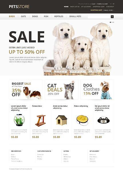 10 Best Opencart Website Templates For Ecommerce Tonytemplates Blog Animal Website Templates