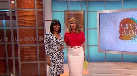 Set Dress 2in1 Gmb ranvir and kate s look presenters morning