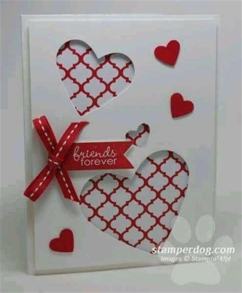 S Day Cards Handmade - valentine s day cards handmade designcorner