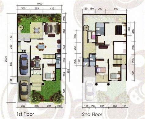 desain rumah minimalis type 22 60 1 lantai cahaya rumahku