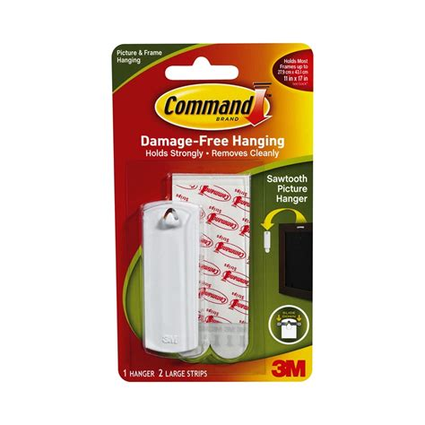 sawtooth hangers 05 u can do hardware corporation command sawtooth picture hanger bunnings warehouse
