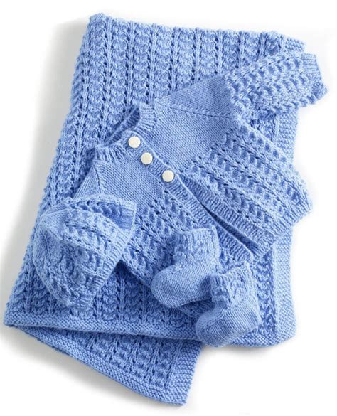 baby sets knitting patterns knit this adorable baby layette the spinners husband