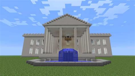white house minecraft