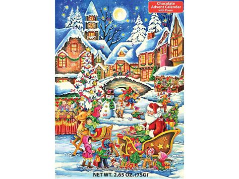 advent calendar 12 food drink advent calendars counting to a