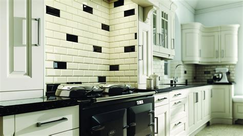 Black Kitchen Tiles Ideas Black Tiled Kitchen Kitchen Clipgoo