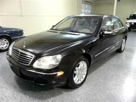 2003 Mercedes S430 by 2003 Mercedes S430 1874 Sold