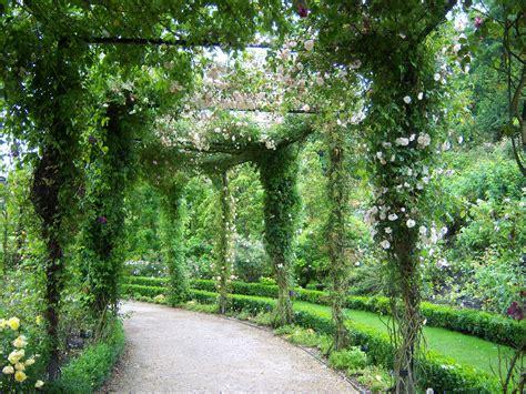 alnwick castle gardens writing from scotland