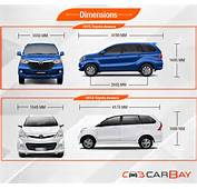 The All New Avanza Gets Bolder &amp Dynamic Appearance With Improved Fuel