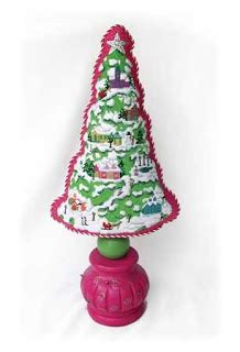 ridgewood needlepoint blog stand up christmas trees