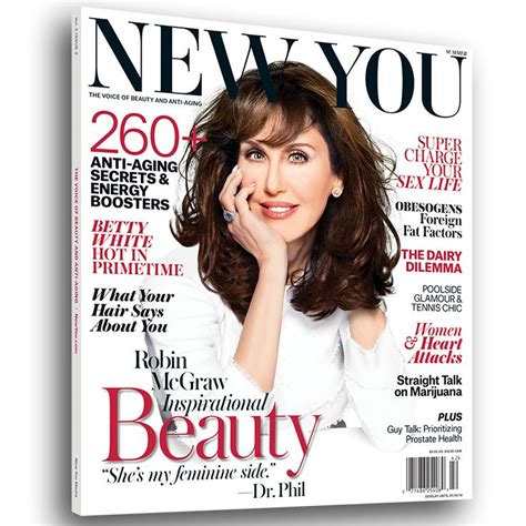 robin mcgraw hairstyle robin mcgraw graces our summer 2014 cover on newsstands