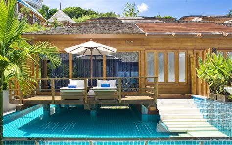 bungalow water thailand 8 stunning overwater bungalow resorts that aren t in bora