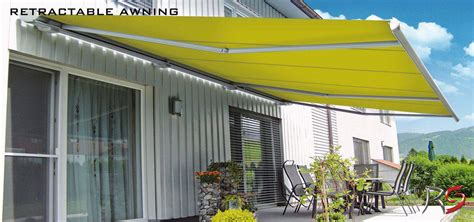 How Do Retractable Awnings Work by Home Rolls Syst 232 Me