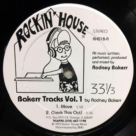 U S Records Index 1950 1993 Volume 1 Rodney Bakerr Bakerr Tracks Vol 1 Detroit Center