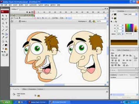 tutorial for flash animation tutorial 2d 3d depth on flash cartoon animation youtube
