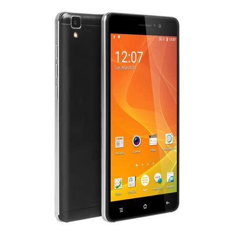 Ken R7 8gb Gold ultra slim 5 5 inch smartphone alps r7 android 5 1 3g mobile phone 512mb ram 8gb rom