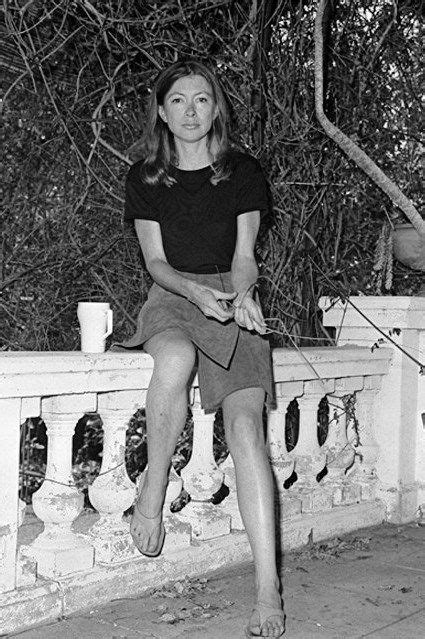 Book Club Style - Joan Didion | People, Icons and Club style