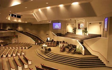 church   beveled ceiling note  arrangement