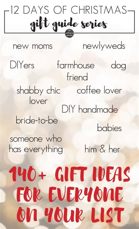 12 days of christmas gift ideas pintrest 12 days of 2016 gift guides manzanita
