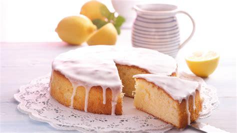 Joghurt Zitronen Kuchen Rezept Edeka