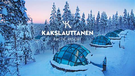 northern lights resort finland kakslauttanen arctic resort saariselk 228 lapland finland