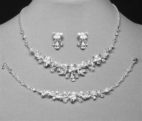 Schmucksets Hochzeit braut schmuckset schmucksets schmucksets perlen