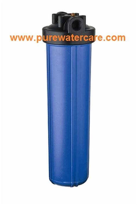 Housing Filter Air 20 Drat 1 housing filter 20 inchi blue drat 1 inchi proclean