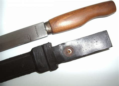 russian combat knife unknown soviet combat knife