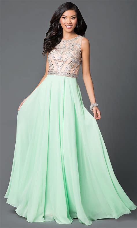 Bright Green Prom Dresses - prom dresses evening gowns promgirl