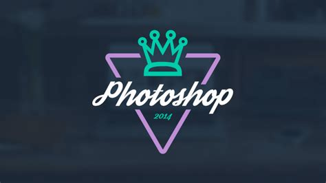 how to make a hipster logo in photoshop youtube como criar um logo hipster no photoshop photoshop para
