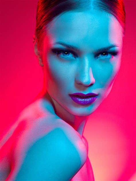 colorful portraits and fashion portraits by david benoliel photography