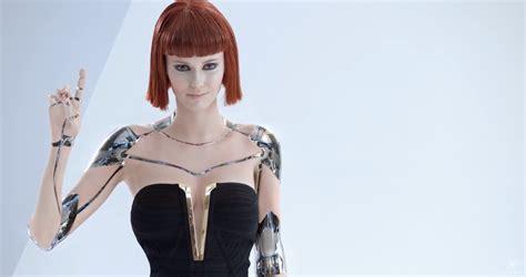 Kia Hotbots All About Kia S Robot Alyssa Canella