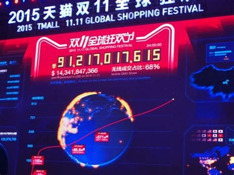 singles day in china 2015 internchina china s e commerce singles day soars to new record
