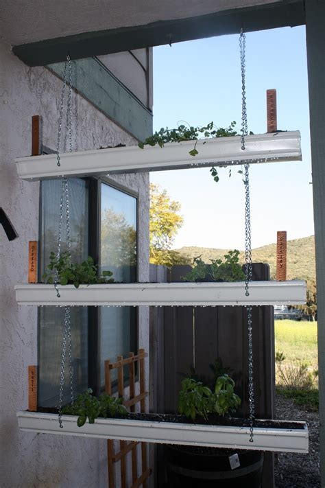Gutters As Planters by The Much Gutter Planters
