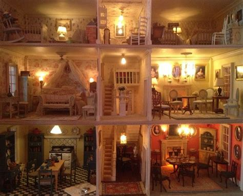 dolls house interiors pin by jenny thompson on dolls houses and miniatures pinterest