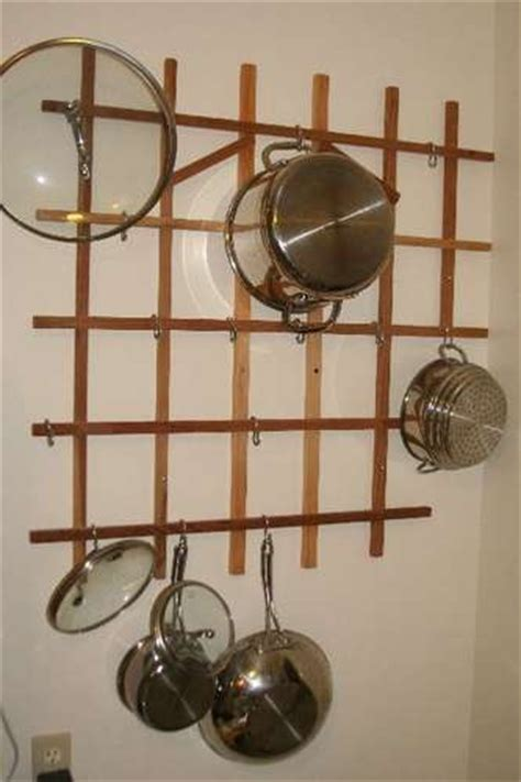 Pull Out Hanging Pot Rack by 17 Best Images About Condo Pots And Pans On