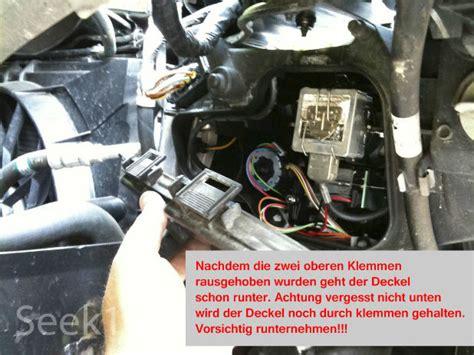 Bmw 3er Standlicht Wechseln by Bmw 3er E9x Xenon Brenner Birnen Tauschen