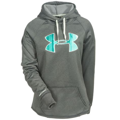 under armoir sweatshirts under armour sweatshirts women s 1246825 090 grey water