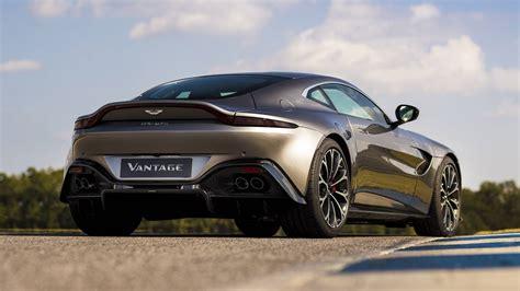Aston Martin Vantage by 2018 Aston Martin Vantage Vorgestellt Alles Auto