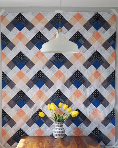 Beginners Patchwork Patterns - best 25 gingham quilt ideas on quilt