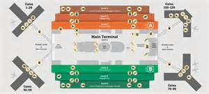 Orlando Airport Map by Similiar Orlando International Airport Terminal Layout