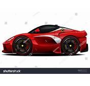 List Of Synonyms And Antonyms The Word Cartoon Ferrari