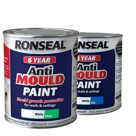 Bathroom Paint Mould Resistant by Specialist Paints Treatment Paint Diy At B Q