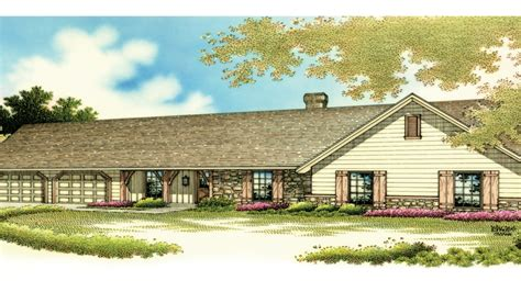 ranch style home blueprints rustic country house plans rustic ranch style house plans