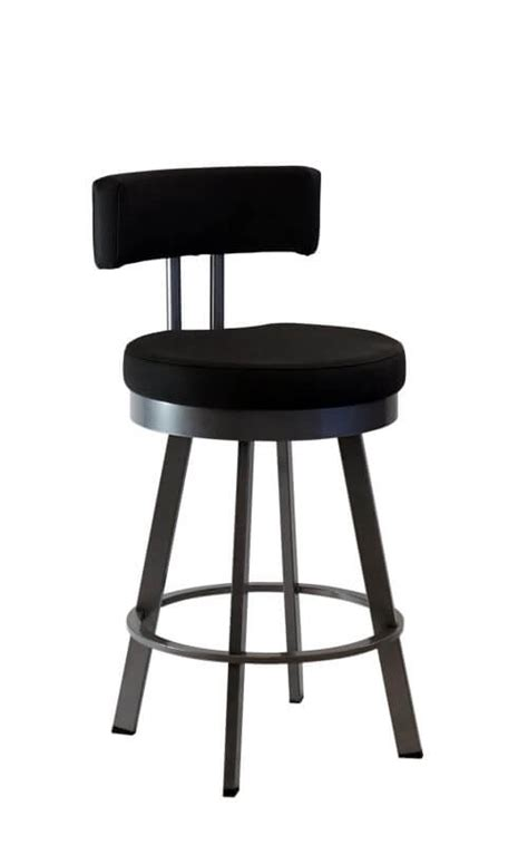 Lees Bar Stools And Dinettes Fresno Ca by Amisco Barry Swivel Stool Zef Jam