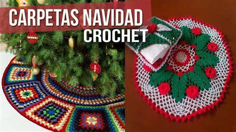 antel de noche buenas a crochet manteles a crochet noche buena carpetas de navidad para