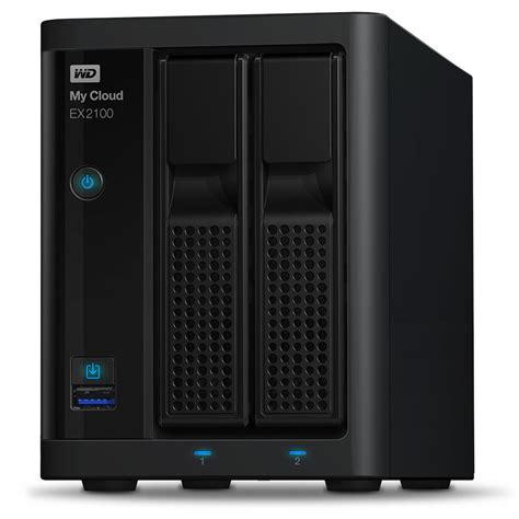 Hardisk External Wd Mycloud 4tb Personal Storage Hdd my cloud ex2100 western digital wd