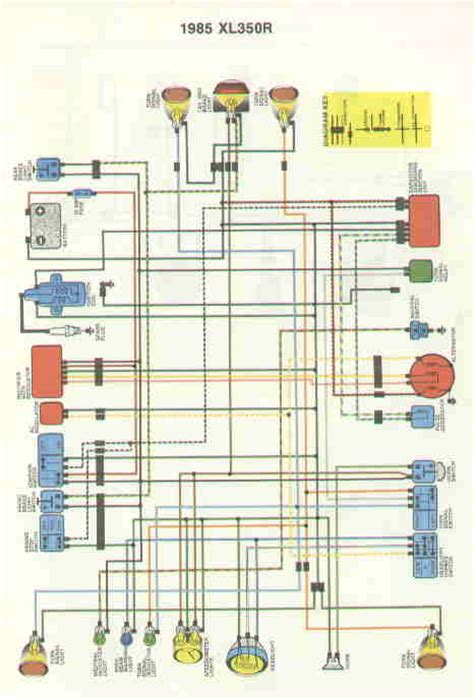 xl 250 honda wiring schematic 1980 34 wiring diagram