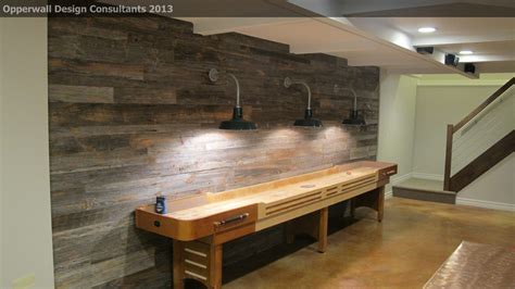 Tongue And Groove Bathroom Ideas by Impressive Shuffleboard Table In Basement Farmhouse With