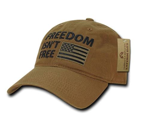 Topi Polo Caps Supply Navy limited edition quot freedom isn t free quot polo hat tees
